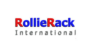 Ken Maguda Voiceovers Rollie Rack Logo